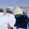 冬のタウシュベツ川橋梁ツアー