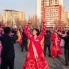 北朝鮮への風船ビラを取締る韓国政権