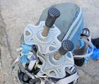 激安!登山用ストック石突ゴムキャップ!ラバーキャップ、スティック保護と注意点