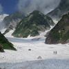 白馬岳と高山植物(Japan Alps~Paradise for alpine plants)