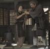 10-8/32-30  NHKテレビドラマ「北斎まんが」こまつ座の時代(アングラの帝王から新劇へ)