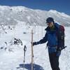 北横岳 2480m  蓼科山 2530m