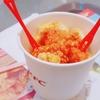 暑い日の休憩にも便利♪韓国KFCでトッポッキ