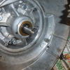 S301AT  スペアエンジンのクランクベアリングチェック