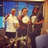 J-WAVEラジオ番組『サラーム海上「ORIENTAL MUSIC SHOW」』に出演しています!シタールとタブラによる生演奏もたっぷりお届け!