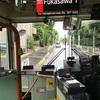 復路はバス