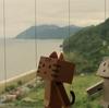 豊浦町 噴火湾展望公園の展望台から
