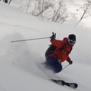 ウラらの山スキー