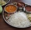ステンレス食器の使い方一例:南インド風ミールス
