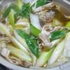夕飯はあんこう鍋+ファミマの焼き鳥【熟女の日常】