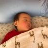 14M0day:1歳2ヶ月の朝