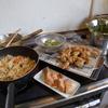 幸運な病のレシピ( 1248 )昼:「食事調査が役に立たない理由」(1)鶏のから揚げ、コシアブラの天ぷら、ソラ豆の素揚げ、煮しめー>血糖値の上がらない蕎麦、
