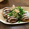 たこ焼居酒屋 taco.44でたこ焼きとから揚げ(浅草)