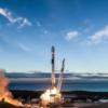 SpaceX の Falcon 9 打上げ&着陸成功:南カリフォルニア海岸で通算2回目