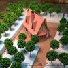 模型の木を作る1