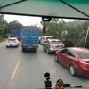 中秋節桂林旅行(9)棚田からの帰り道でのトラブル