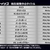 PS4/Switchアーケードアーカイブスで『トリオ・ザ・パンチ』『ダーウィン4078』『バーガータイム』『バーニン'ラバー』が配信決定ッ!