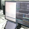 仕事用ディスプレイを 4K で作業してみました