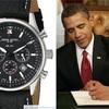 オバマ元大統領の腕時計