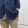 FRANK LEDERのオールドスタイルシャツ