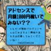 アドセンスで稼ぐ方法を0円で、ともぞーがコンサルします!