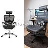 【Ergohuman PRO】ブログ執筆、写真現像、動画編集のためにエルゴヒューマンの椅子を購入【レビュー】