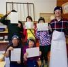 熊野本宮で音無和紙を作ってみた(和歌山県田辺市本宮町)