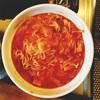 【ちょい足し】マルちゃん正麺塩味を洋風トマト麺にする簡単なアレンジ方法