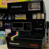 インスタントカメラの中古品「ポラロイド スーパーカラー635CL」を購入。