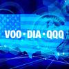 米国株ETFのVOO・DIA・QQQの違いを徹底比較!