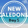 ニューカレドニア8泊10日【5日目】オプショナルツアーで世界遺産のグリーン島ツアーへ
