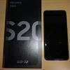 Galaxy S20 plus 5Gに機種変更してみた。