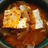 鯖豆腐チゲ