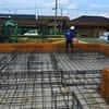 倉敷市中畝の家 新築工事 JIOの配筋検査