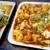 中華の晩酌セット、水餃子など