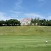 夏のゴルフ