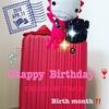 Chappy Birthday ‼️〜4月生まれのChappyさん✨✨*。٩(ˊᗜˋ*)و✧*。ハーイ〜