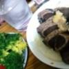 [*[作ったor食べたもの] ]祭日の家飲み