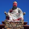 台中週末旅行 (4) 南天宮は關聖帝君こと関羽様がどどーんのインパクト!