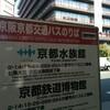 えっ?こんな所に!?京都水族館に行ったよ!