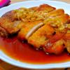 焼くだけ油淋鶏(ユーリンチー)の作り方/レシピ