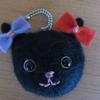 【100均】ダイソーの羊毛フェルトで作る黒猫マスコット!「アニマルキット」と「モノトーン」の2種類を使いました。