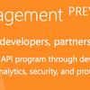 Azure API ManagementとAzure モバイルサービスを組み合わせて使ってみた