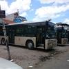 市バスが新しくなったよ!