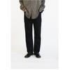 今何を穿いて良いのか分からないなら、ユニクロU21AWのレギュラーフィットジーンズ・黒がとてもオススメです