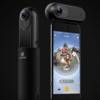 360度カメラ「RICOH THETA V」と「Insta360 ONE」のスペック比較