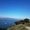 サンフランシスコは夏を思わせる暑さ。