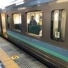 晩秋の鉄旅② 中央線211系セミクロスシート車による普通列車の旅編