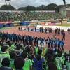 湘南 VS 甲府…ホーム最終戦、ともかくも一矢報いて勝利のダンス!