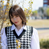 石川・富山美少女図鑑 撮影会! ─ 環水公園 2021年4月10日 NARUHAさん その32 ─